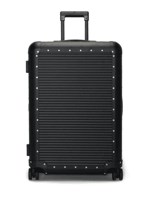 Fabbrica Pelletterie Milano - Bank Spinner 68 Check-in Suitcase - Mens - Black