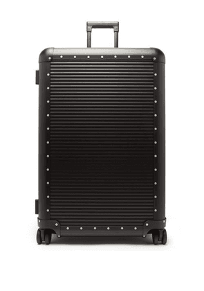 Fabbrica Pelletterie Milano - Bank Spinner 76 Check-in Suitcase - Mens - Black