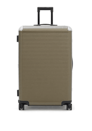 Fabbrica Pelletterie Milano - Bank Light Spinner 76 Polycarbonate Suitcase - Mens - Beige