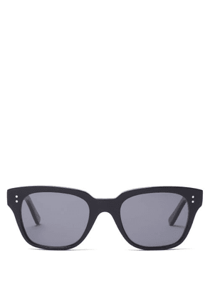 Celine Eyewear - D-frame Acetate Sunglasses - Mens - Black