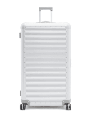 Fabbrica Pelletterie Milano - Bank Spinner 84 Aluminium Suitcase - Womens - Silver