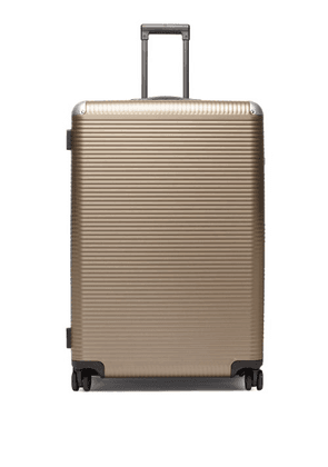 Fabbrica Pelletterie Milano - Bank Light Trunk Polycarbonate Suitcase - Womens - Brown