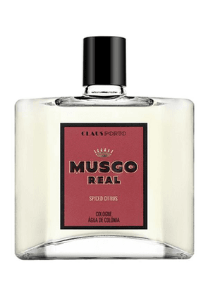 Musgo Real Spiced Citrus Eau De Cologne 100Ml