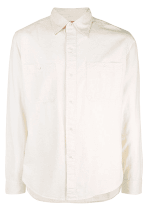 Best Made Company chest pocket shirt - White
