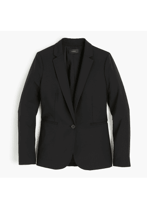 Parke jacket in Italian two-way stretch wool