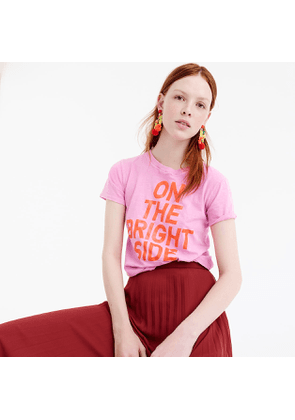 'On the bright side' T-shirt