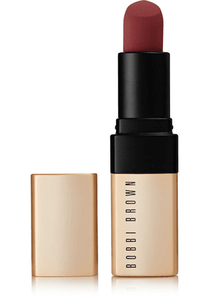 Bobbi Brown - Luxe Matte Lip Color - Burnt Cherry