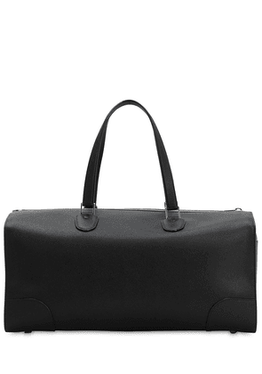 Moncler X Valextra Leather Tote Bag