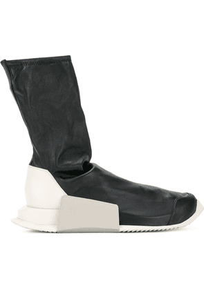 adidas by Rick Owens Level Runner high sneakers - Black