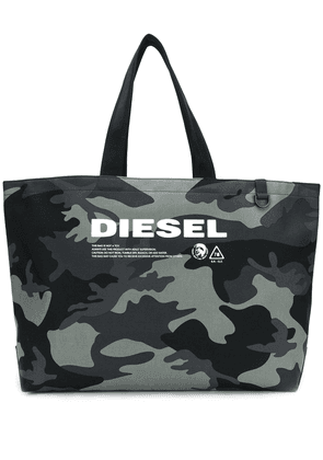 Diesel camo holdall - Green