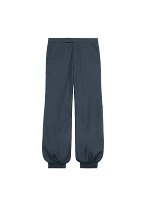 Drill harem style trousers