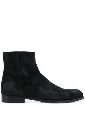Buttero zip-up ankle boots - Black