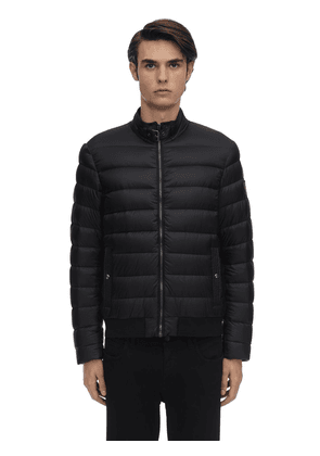 Circuit Nylon Down Jacket