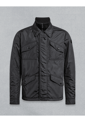 Belstaff NAVIGATOR LIGHTWEIGHT JACKET Black UK 46 /