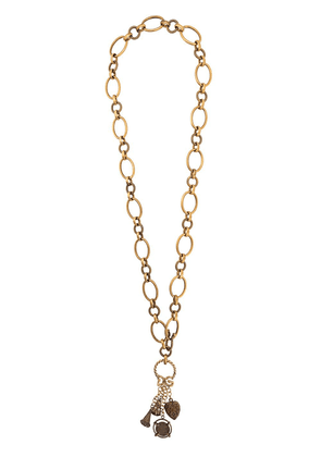 Dolce & Gabbana chain pendant necklace - Gold