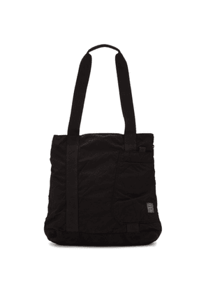 Stone Island Black Medium Tote