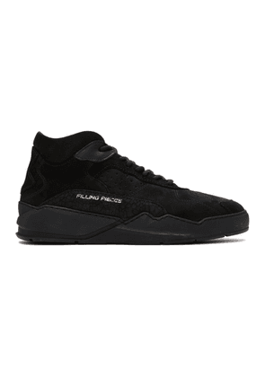Filling Pieces Black Lay Up Icey Flow 2.0 Sneakers