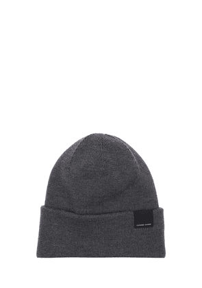 Classic Wool Knit Toque Beanie