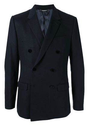 Dolce & Gabbana double-breasted jacket - Blue