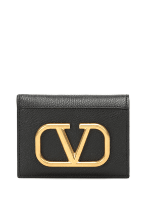 Valentino Garavani VLOGO leather wallet