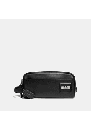Coach Travel Kit With Patch