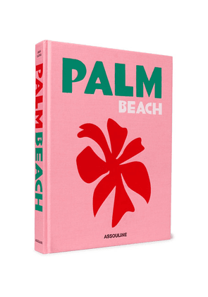Assouline - Palm Beach Hardcover Book - Pink