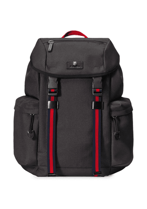 Techno Canvas Backpack