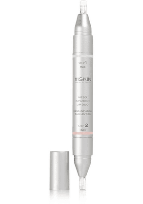 111SKIN - Meso Infusion Lip Duo, 4ml - one size