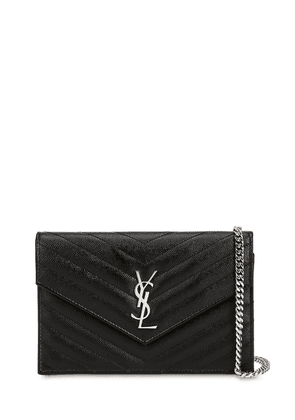 Md Monogram Quilted Leather Bag