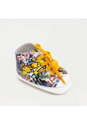 Patt'touch baby Alex sneakers