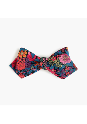 English cotton bow tie in Liberty® floral