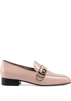 Gucci Double G loafers - Pink
