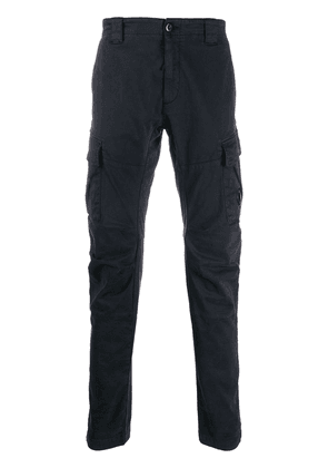 CP Company cargo style trousers - Blue