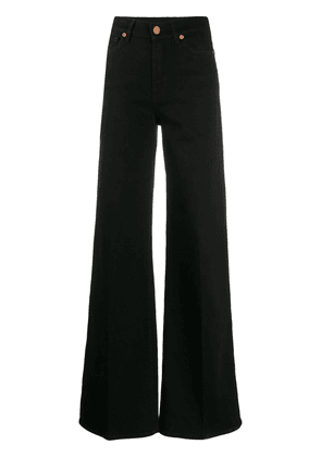 7 For All Mankind wide-leg jeans - Black