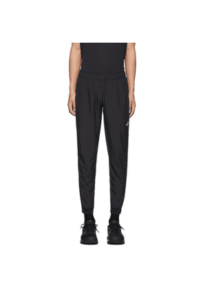 Asics Black D1 Lounge Pants