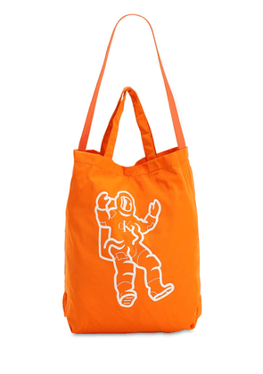 Graphic Print Tech Tote Bag