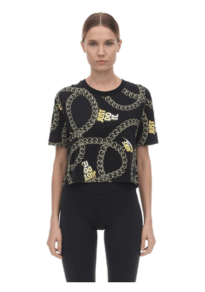 Nsw Glam Dunk Cropped Cotton T-shirt