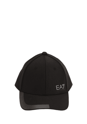 Logo Canvas Baseball Hat