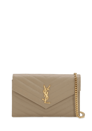 Sm Monogram Quilted Leather Bag
