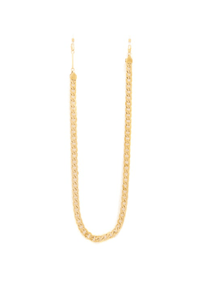 Frame Chain - Eyefash Gold-plated Glasses Chain - Womens - Yellow Gold