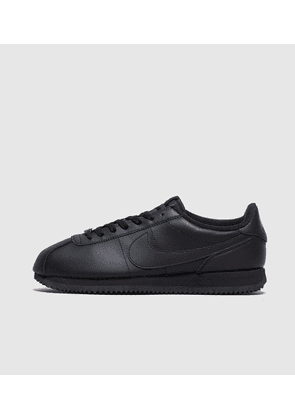 Nike Classic Cortez Leather, Black