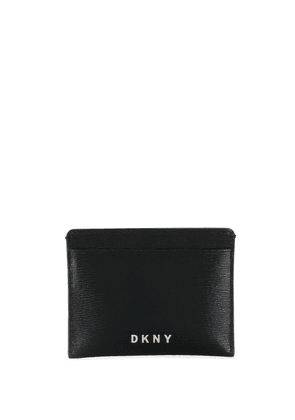 DKNY textured leather wallet - Black