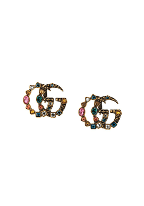 Gucci Double G earrings - GOLD