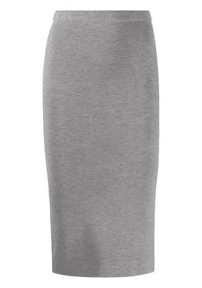 Joseph fitted pencil skirt - Grey