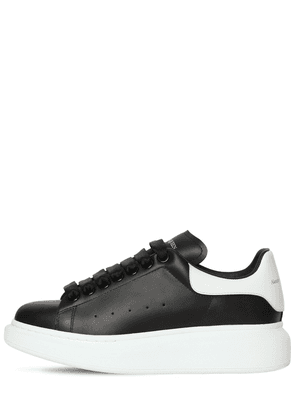 45mm Bicolor Leather Sneakers
