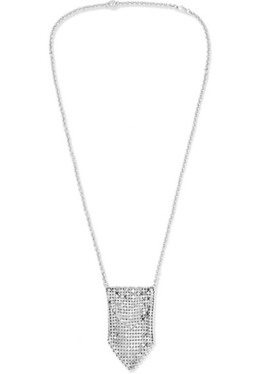 Paco Rabanne - Silver-tone Necklace - one size