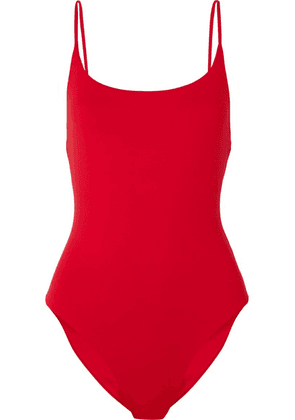 Skin - The Alexis Swimsuit - Red