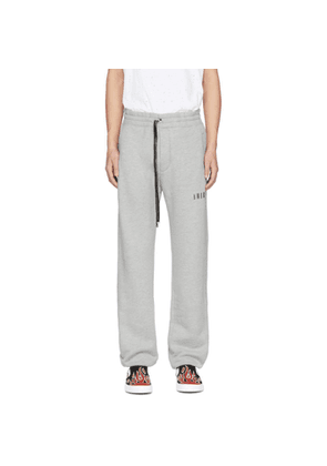 Amiri Grey Dagger Lounge Pants
