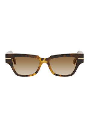 Cutler And Gross Tortoiseshell 1349-01 Sunglasses
