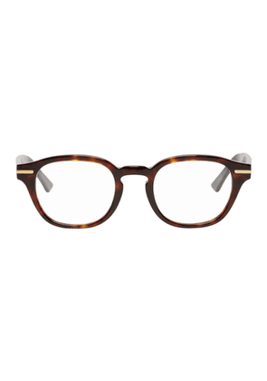 Cutler And Gross Tortoiseshell 1356-02 Glasses